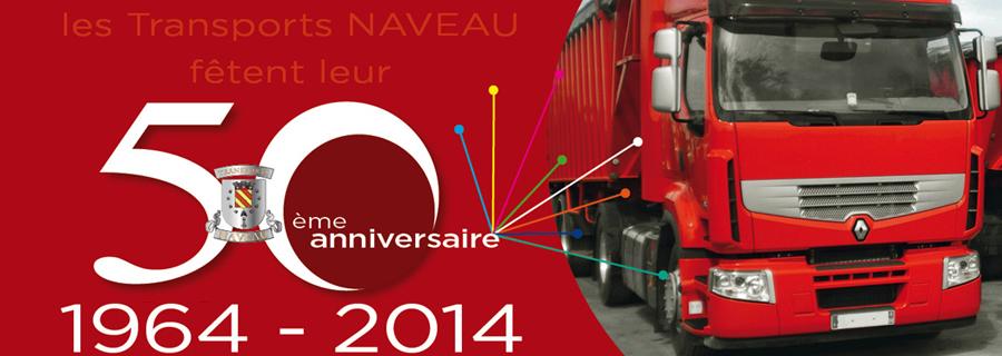 50 ans transports Naveau